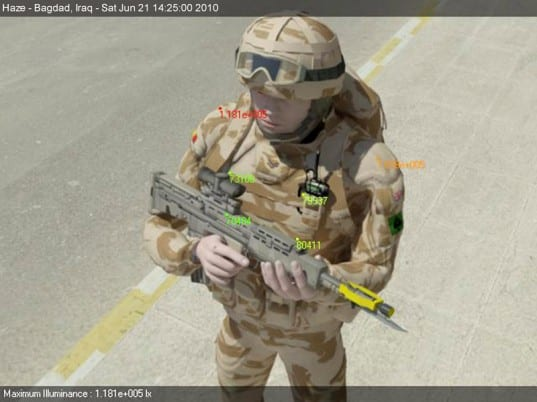 British military to outfit soldiers with wearable solar cells 3