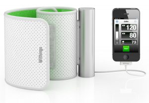 Withings iPhone-enabled blood pressure monitor 18